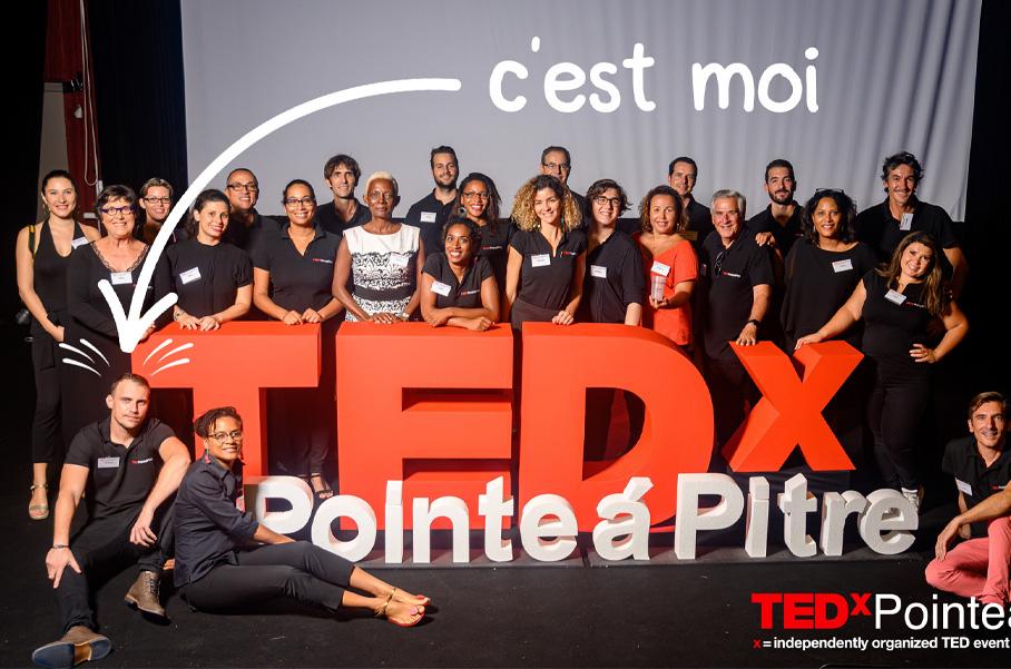 TEDx Pointe à Pitre
